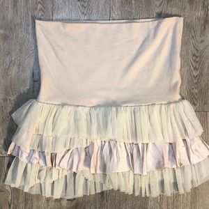 Free People Skirt Sz M